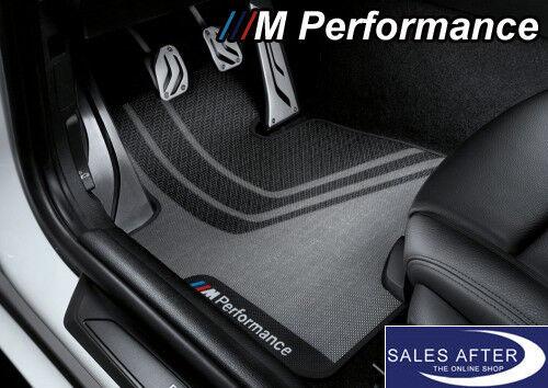 Original BMW M PERFORMANCE F32 F33 F36 F82 F83 M4 Fussmatten vorne Matten