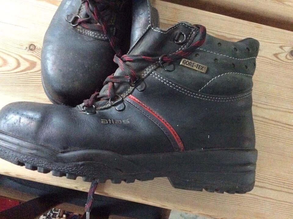 Vandre /Sikkerheds støvle Atlas