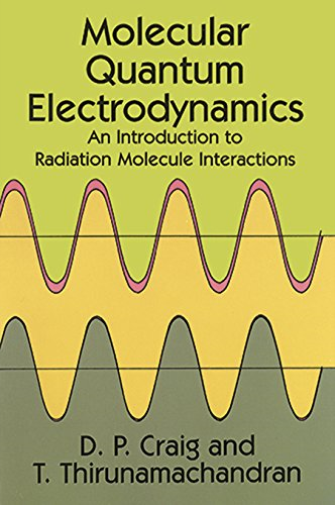 `Craig, D. P./ Thirunamacha...-Molecular Quantum Electrodyn (US IMPORT) BOOK NEU