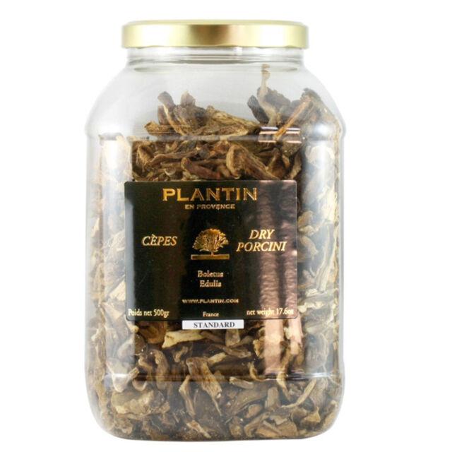 Dried Porcini Mushrooms Plantin Standard 500g
