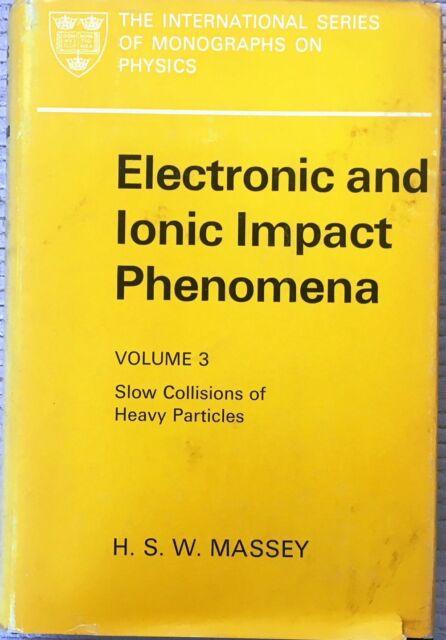 Electronic and Ionic Impact Phenomena