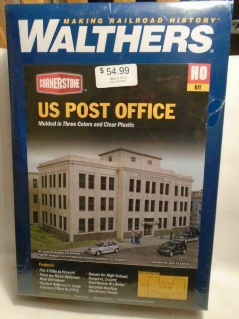 ghdonat.com Walthers Cornerstone United States Post Office Train ...