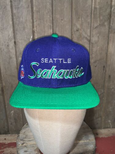 VINTAGE Seattle Seahawks NFL football Sports Speci