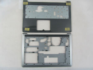 for Dell Inspiron 15-5547 5548 5545 Upper Case Palmrest Touchpad & Bottom Base