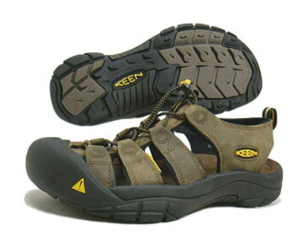 09d8041bd329 KEEN Mens Newport Sandals 1001870 Bison US Size 10.5 for sale online ...