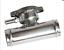 """New In Line Radiator Hose Filler Neck//Cap 1-1//2/"""" Hose 38mm"""