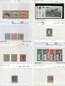 Commonwealth-24-Sets-amp-Singles-on-Sales-Cards-Apx-CV-390-Lot-0619003