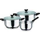 Swiss Home Bgib 4038 Inducción 5 piezas cazo ollas cocina 54255478