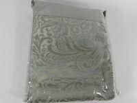 2 Pc Set Croscill Rigaletto European Euro Pillow Sham Aqua Blue Queen King Pair