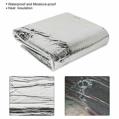 12pcs 15x20inch 1.3mm Car Deadening Vehicle Heat Insulation Sound Deadener Proofing Mat Foam Sound Deadening Mat