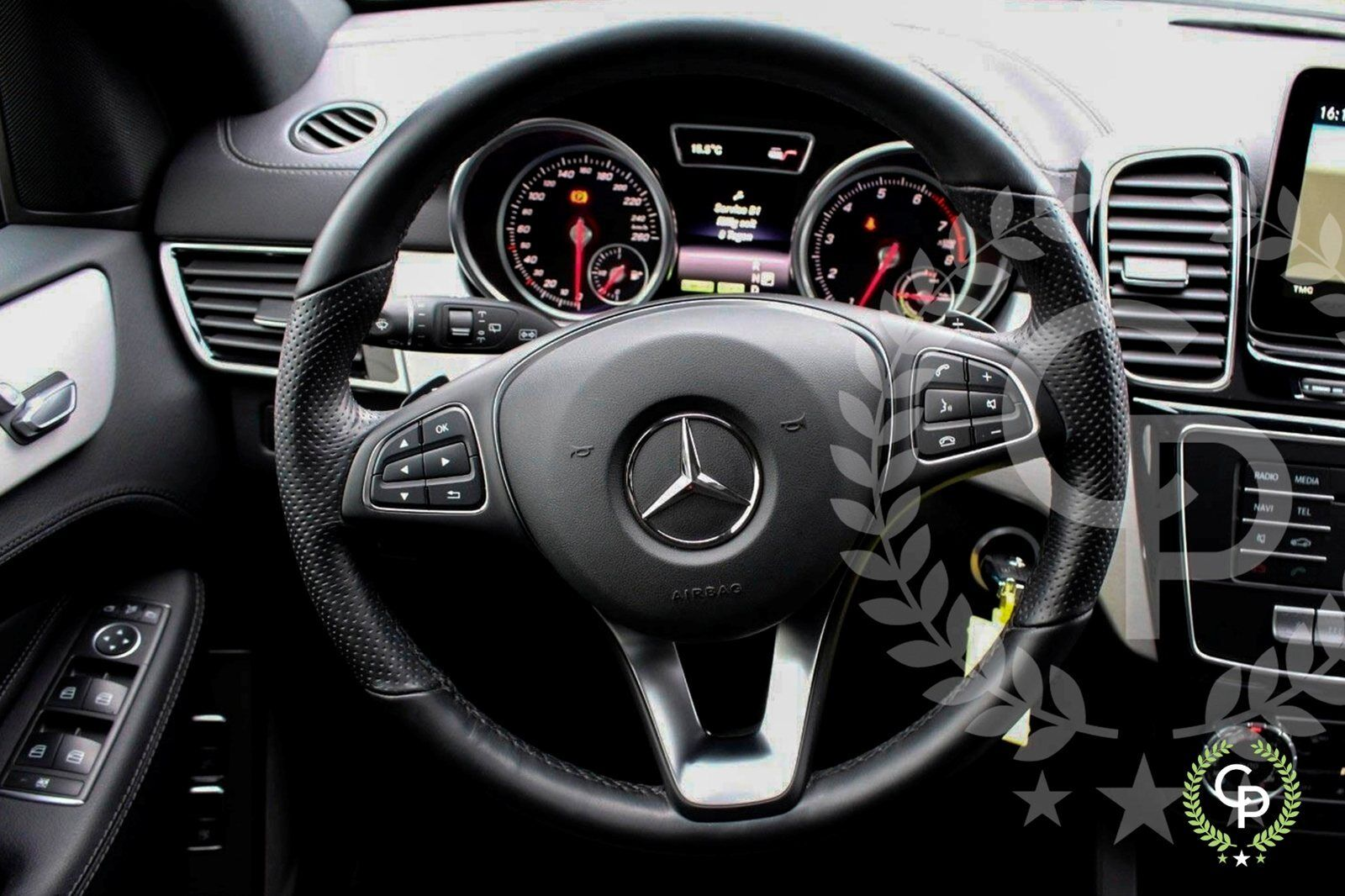 Mercedes GLE500 e