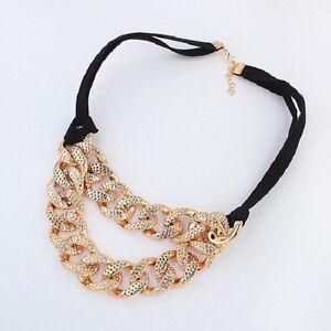 codice promozionale fbeaa 7f567 Dettagli su Collana Joker Gold-Plated Fashion-Moda Naturale necklace , da  donna