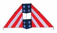 In The Breeze Patriot Conyne Delta Kite, 6-feet, New, Free Shipping on sale