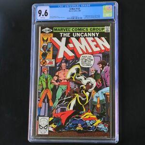 X-Men-132-CGC-9-6-Mastermind-Revealed-Hellfire-Club-Marvel-Uncanny-1980