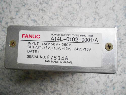 1PC Fanuc Power Module A14L-0102-0001//A