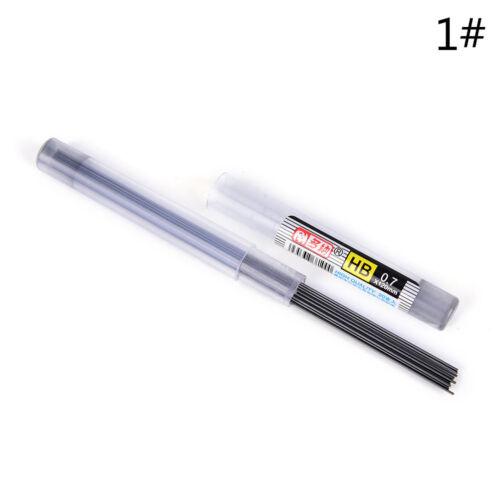 0,7 mm mit Fall für Druckbleistift WH 2Stücke HB//2B Mine Refills Rohr 0,5 mm