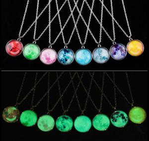 Full-Fluorescent-Rising-Moon-Pendant-Necklace-Glow-In-The-Dark-Luminous-Chain