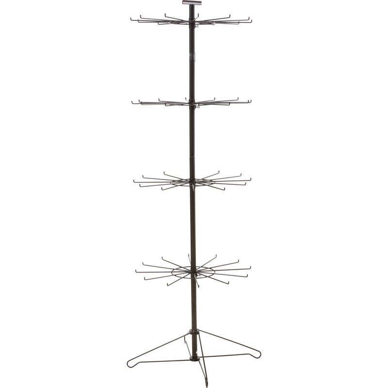 BNF GFSPNDSP 4-Tier 4-Tier 4-Tier 12 Hook Spinner Display d53601