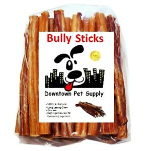 Best-Free-Range-Bully-Stick-Great-Training-Dog-Treats-Low-Odor-USDA-6-in-1LB-1-2