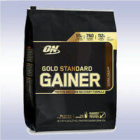 Optimum Nutrition Gold Standard Gainer (5 / 10 Lb) Mass Weight Protein Serious