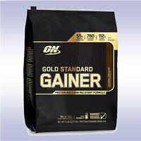 Optimum Nutrition Gold Standard Gainer (5 / 10 Lb) Mass Weight Protein Serious