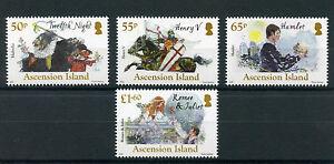 Ascension Island 2016 MNH Wiliam Shakespeare 400 Anniv 4v Set Hamlet Stamps