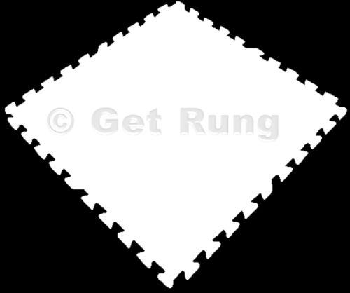 120 sqft white interlocking foam floor puzzle tiles mat puzzle mat flooring