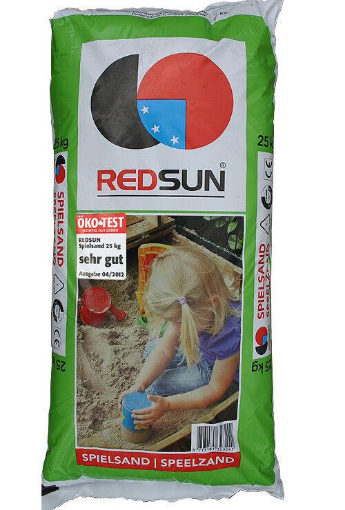 ÖKO Spielsand 0-0,2 mm 25 kg NEU Qualitäts Sandkasten-Sand Sandkiste Spiel-Sand