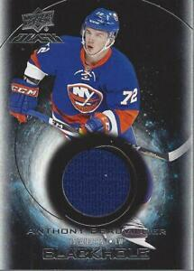 2016-17-UD-Black-Black-Hole-Relics-BHAB-Anthony-Beauvillier-D-Jersey-NM-MT