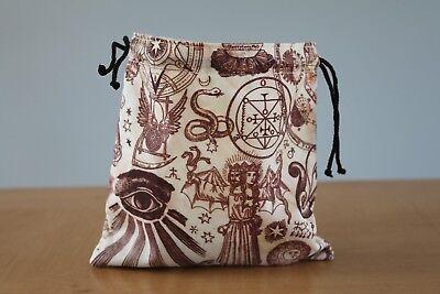 Cthulhu Dice Bag-Ocultismo