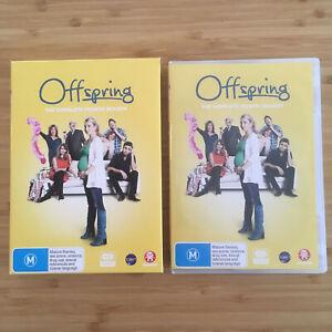 Offspring-Season-Four-4-4-Disc-DVD-Set-PAL-Region-4-Free-Postage