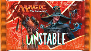 Unstable Booster Pack x1