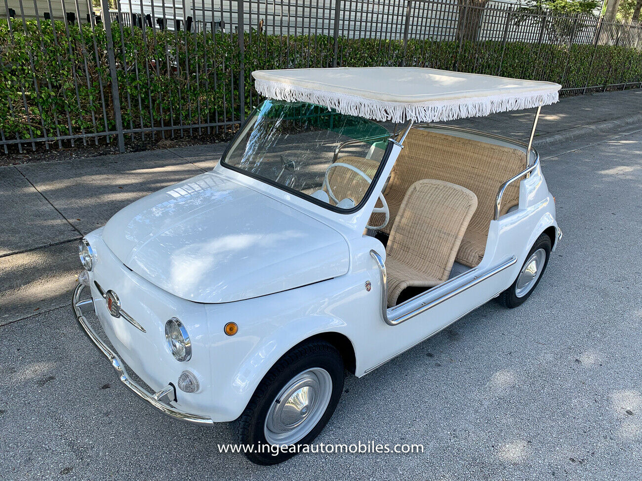 1967 Fiat Jolly SEE VIDEO!