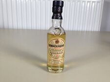 Mignonnette mini bottle non ouverte whisky knockando 1973