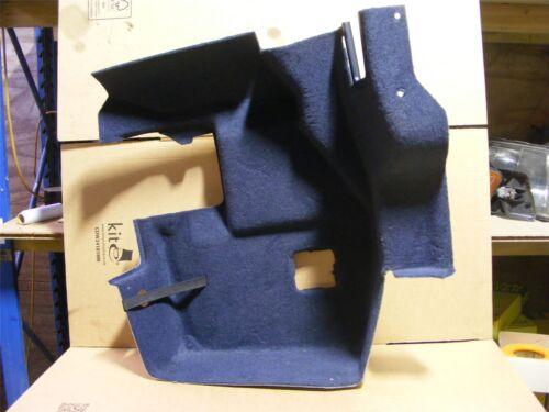 Mercedes 1296907530 Tapis Intérieur Coffre Doublure Gauche BleuR129 SL