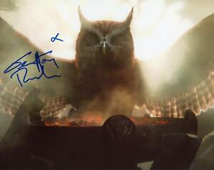 Geoffrey-Rush-034-Legend-of-the-Guardians-034-AUTOGRAPH-Signed-8x10-Photo-ACOA