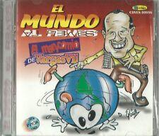 El Mundo Al Reves El Manicomio De Vargasvil Latin Music CD New
