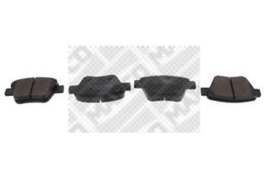 Scheibenbremse MAPCO 6959 hinten für AUDI SEAT SKODA VW Bremsbelagsatz
