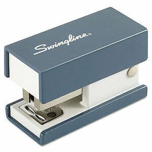 12 Sheets Swingline Mini Fashion Stapler S7087872 Blue