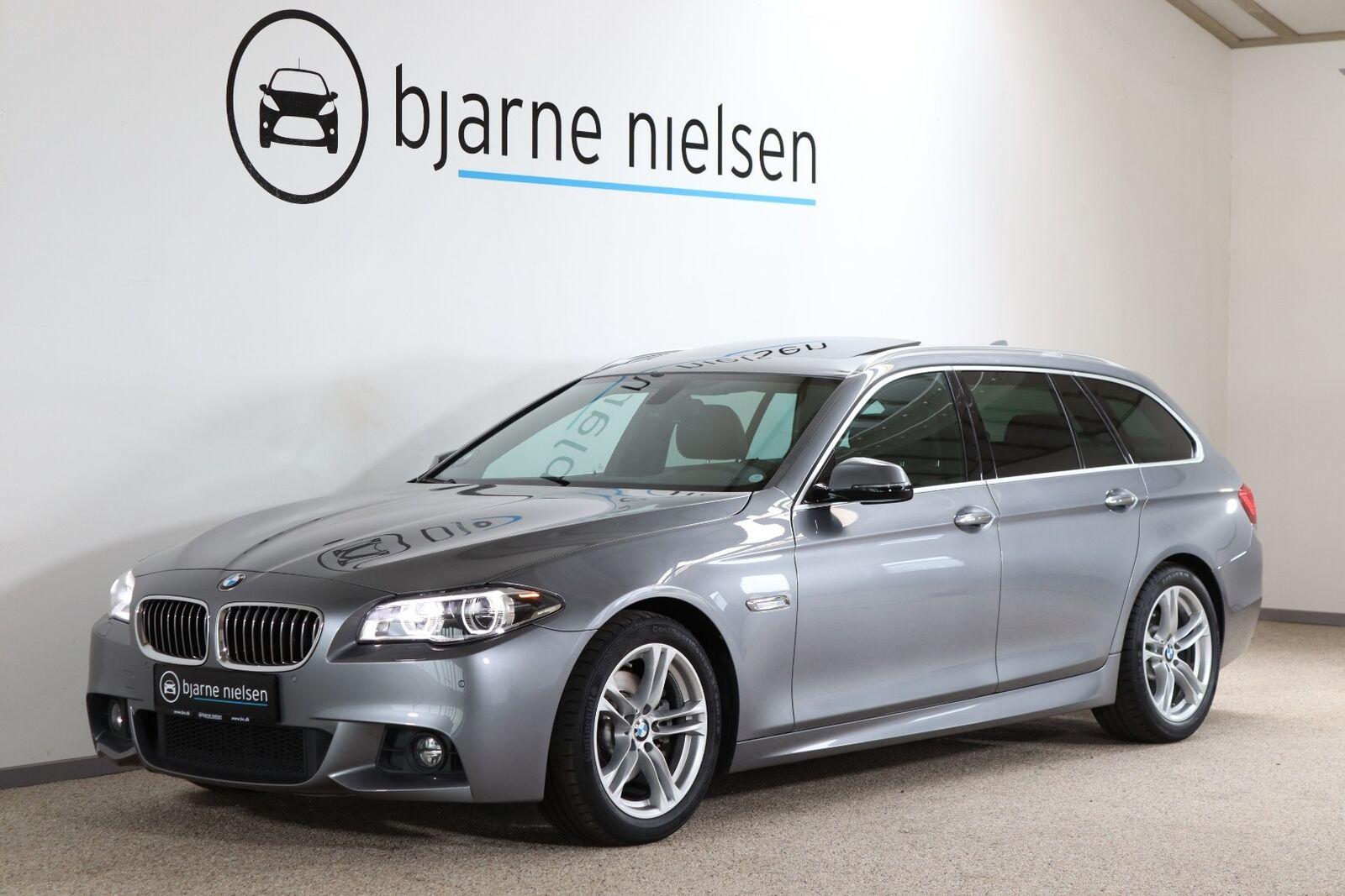 BMW 520d Billede 4