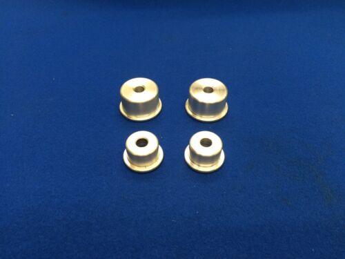 Cosworth Solid Alloy Gearbox Cradle Bushes Escort and Sierra Inc WRC and Rally