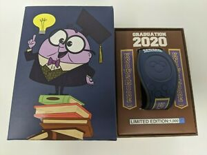 Knowsmore-Graduation-2020-LE1000-MagicBand-Disney-Parks-NEW-UNLINKED
