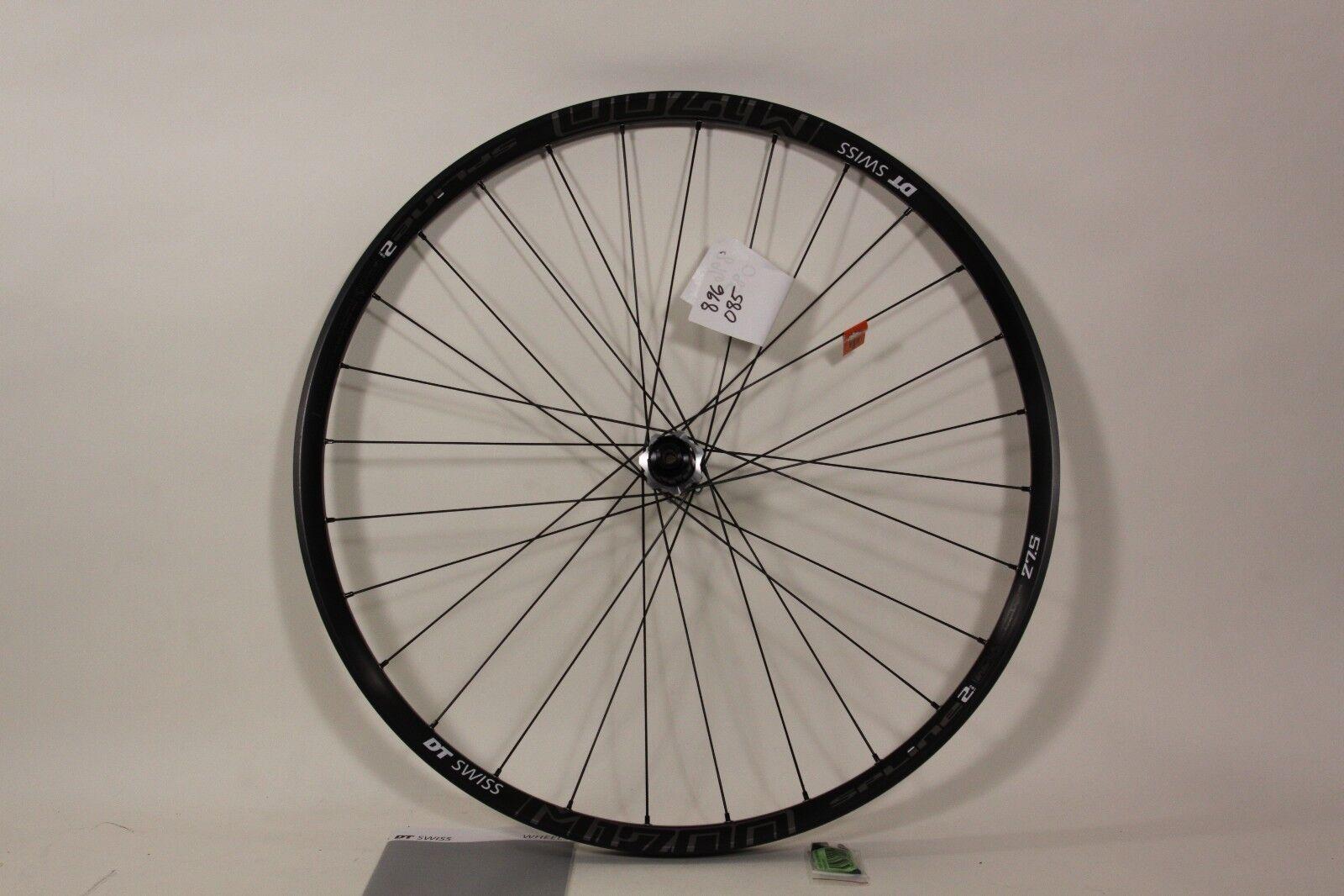 DT Swiss 27.5 Rear Wheel M 1700 Spline2 Shimano 12 x 148 Axle 28h  896085