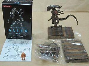 Alien New Warrior Prometheus AVP Aliens + NOSTROMO Space Suit Figure Figure..
