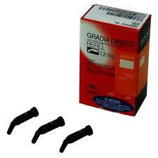 Gradia Direct Light Cured Microfilled Hybrid Composite Resin A1ex210403