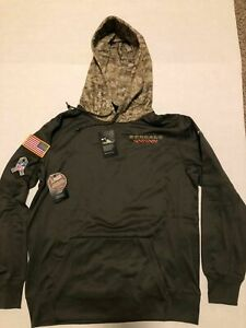 best service 0ff74 a3e96 Mens Nike Salute to Service Hoodie Cincinnati Bengals M Medium With Tags