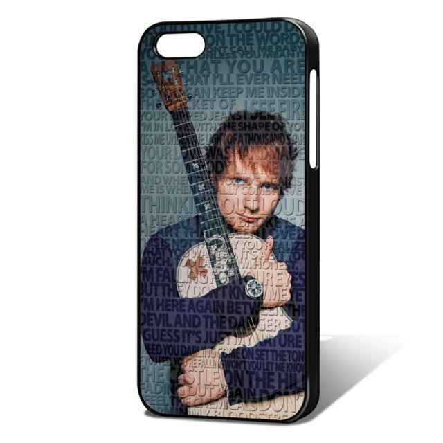 cover ed sheeran iphone