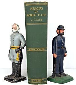 GENERAL-ROBERT-E-LEE-Antique-1863-GETTYSBURG-MAP-Relic-CSA-Soldier-CONFEDERATE