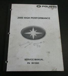 2000 polaris 600 xc sp manual