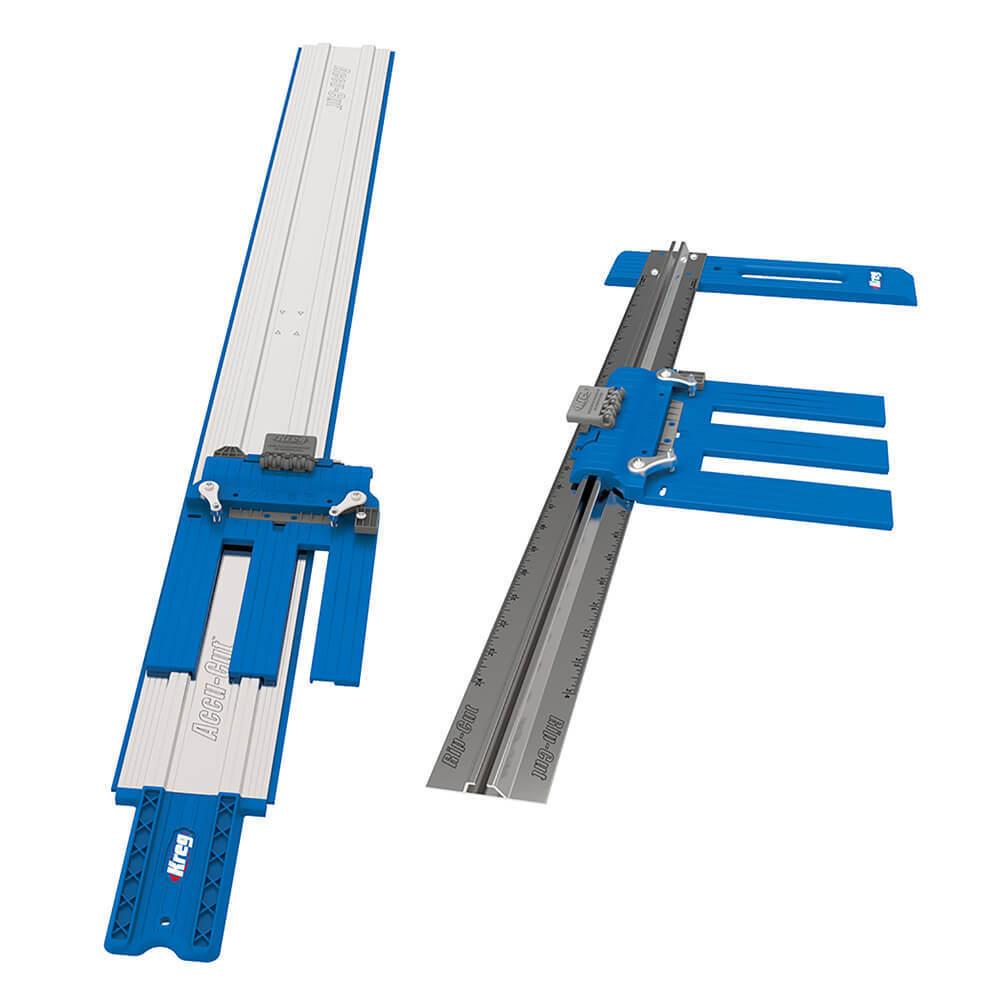 Kreg RIPCUT-KIT 24-Inch Universal Multi-Cutting Guide Bundle